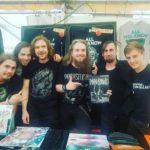 Metal Striker war dieses Wochenende beim Mise Open …