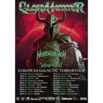 Gloryhammer Tour in Oberhausen